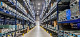 Volvo CE abre un centro de distribución de piezas en Canadá
