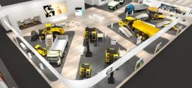 Volvo CE mira el futuro eléctrico en Bauma 2019