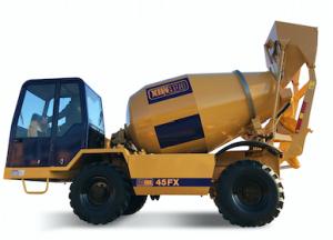 Carmix presenta el Carmix 45FX en Bauma 2019