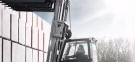 Jungheinrich presentará una nueva serie de carretillas contrapesadas eléctricas en LogiMAT 2019