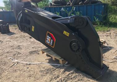Caterpillar Work Tools amplia su gama de accesorios para excavadoras