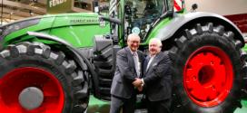 Aumenta la penetración de los tractores Fendt en el mercado francés