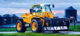 JCB presenta una nueva gama de manipuladoras telescópicas agrícolas JCB Loadall