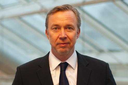El CEO de Tomra gana el prestigioso premio de líderes empresariales europeos