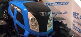 Reconocimiento para Landini REX 4 por el innovador Advanced Driving System