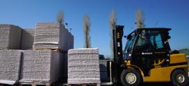 Kimberly-Clark en Suiza confía exclusivamente en las carretillas Yale® de Avesco