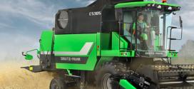 Nuevas cosechadoras combinadas DEUTZ-FAHR C5000