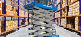 Nueva plataforma de tijera GENIE® GS™-4655 de gran alcance en Bauma