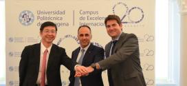 Himoinsa y Yanmar Renuevan Colaboración con la Universidad Politécnica de Cartagena