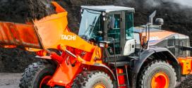 Leca exige la máxima disponibilidad de su nueva cargadora Hitachi ZW220-6