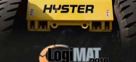 Hyster en LogiMAT 2019