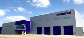 Komatsu inaugura el Centro de formación y demostración de Dubai