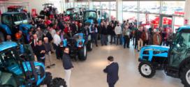 Convención anual de concesionarios Landini 2019 en Agriargo Iberica