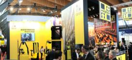 La carretilla elevadora Hyster li-ion en LogiMAT 2019