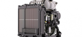 El motor eléctrico Perkins EU Stage V en el MEE 2019