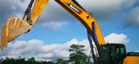 Tecnología de fabricación avanzada y los productos de alta gama de SANY