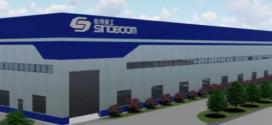 Inauguración oficial de las instalaciones de la fase II de SINOBOOM