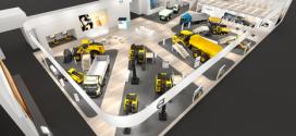 Volvo CE presenta sus últimas máquinas y servicios integrados en Bauma 2019