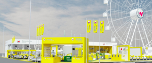 La experiencia electrizante en el stand de Wacker Neuson en Bauma