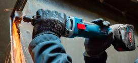 Nuevas amoladoras rectas de 18 voltios de Bosch para profesionales