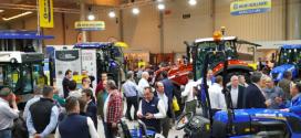 New Holland certifica su liderazgo en el segmento de Tractores Especiales y Vendimiadoras