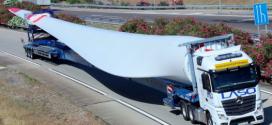 El decimoctavo Super Wing Carrier de Nooteboom para LASO Transportes S.A.