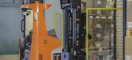 Toyota Material Handling mejoran la eficiencia en Uponor