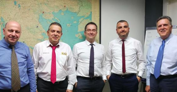 ARBOS & AGRICON entran en una asociación estratégica en Grecia