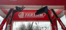Faresin Industries presenta sus manipuladores en Bauma