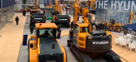 Hyundai Construction Equipment Europe introduce sus nuevas excavadoras de la Serie A
