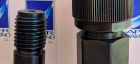 Kern Deudiam, desarrolla un adaptador universal para las brocas de perforación
