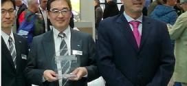 Kubota recibió el premio DOTY 2019 con su motor diésel V5009