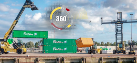 Soluciones Hyster en el 1er evento Caspian Ports and Shipping 2019