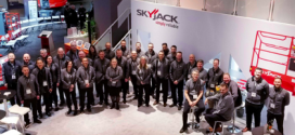 Skyjack presenta nuevos modelos y nuevas tecnologías en Bauma Munich