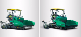 Nuevas pavimentadoras compactas de VÖGELE