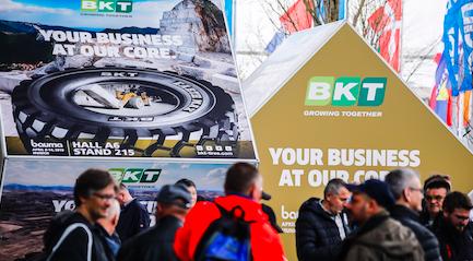 BAUMA: tiempo de balance para BKT