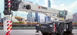 Nueva grúa todoterreno Terex RT 90