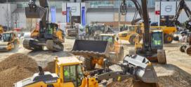 Volvo CE presenta innovaciones sostenibles de hoy y mañana en Bauma 2019